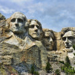 Mount Rushmore, South Dakota — Stock Photo