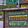 Stock Photo: Keystone, South Dakota