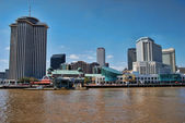 Skyscrapers of New Orleans, 2008 — Stock Photo