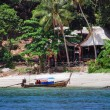 Thailand Island, Summer 2007 - Stock Photo