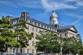 Quebec city, canada — Stockfoto
