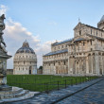 Piazza dei Miracoli, Pisa, Italy — Stock Photo #2174193