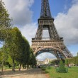 Paris in October — Stock Photo
