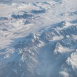 Royalty-Free Stock Photo: Mountains from Above