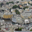 Alesund, Norway - Stock Photo