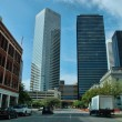 Houston Buildings, Texas - Stock Photo