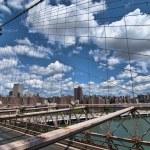 wolkenkrabbers van new york city — Stockfoto #2523761