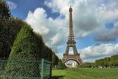 Paris in October — Stock Photo