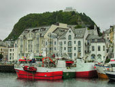 Alesund, Norway — Stock Photo