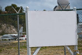 Aiport Signs Template, Dutch Antilles — Stock Photo