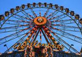 Oktoberfest ferris — Stock Photo