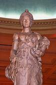 Single Classical Woman Statue — Stock Photo