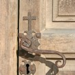 Church Door Knob — Foto Stock
