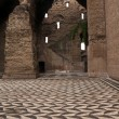 Baths of Caracalla - Stock Photo