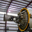 Stock Photo: Space Shuttle Engine
