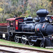 Coal Engine Train — Stock Photo