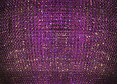 Purple Crystal Background — Stock Photo