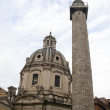 Trajans column — Stock Photo