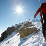 Climber — Stock Photo #1255344