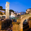 Stock Photo: Foro romano - Roma