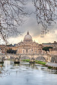 Vaticano roma — Foto de Stock