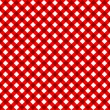 Red seamless mesh — Stock Vector