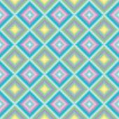 Pastel squares oblic — Stock Vector