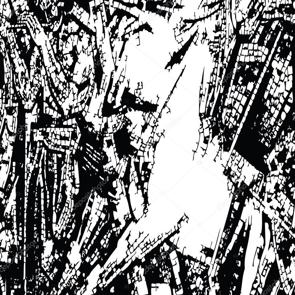 abstract contrast texture � stock vector 169 robertosch 1244721
