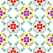 Seamless floral pattern 5 — Stock Vector