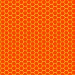 Honey wax seamless texture — ストックベクタ