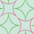 Stok Vektör: Geometric abstract seamless pattern 2