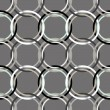 Royalty-Free Stock Vektorfiler: Circles seamless pattern 2
