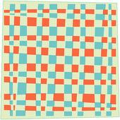 Handkerchief — Stock Vector