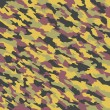 Camouflage texture 2 - Imagen vectorial