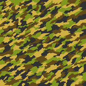 Camouflage texture — Stock Vector