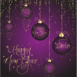 Royalty-Free Stock Vector Image: New year