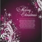Vector Christmas banner — Stock Vector #1281217