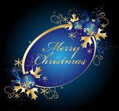 Vector Christmas & New-Year — Stock Vector