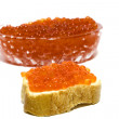 Royalty-Free Stock Photo: Caviar