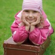 Little girl — Stock Photo #1304073