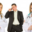 Royalty-Free Stock Photo: Team of doctors