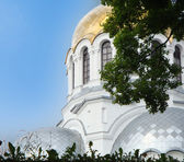 Kamenec-podolskiy church — Stock Photo
