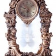 vieille horloge antique — Photo