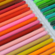 Colour pens — Stock Photo