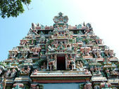 Sri Meenakshi Amman Temple Entrance — Stock Photo