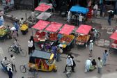 Mobile Shops, Old City Hyderabad — Stock Photo