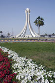 Pearl Monument, Bahrain — Stock Photo
