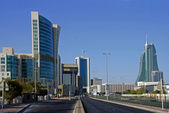 Manama, Bahrain City — Stock Photo