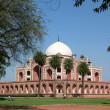 Stock Photo: Humayun Tomb, New Delhi