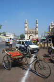 Charminar Hyderabad — Stock Photo